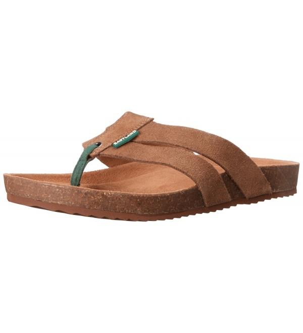 Eastland Tristan Dress Sandal Khaki