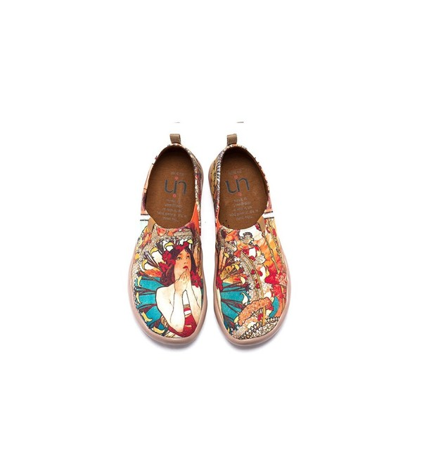 UIN Monacan Printed Walking multicolored