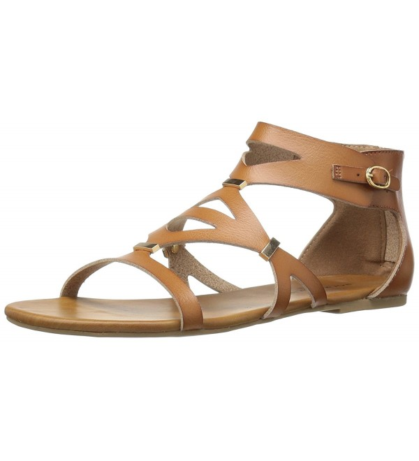 Rock Candy Womens Sandal Whiskey