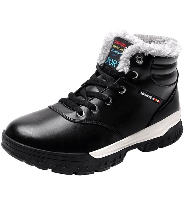 JIONS Leather Waterproof Sneakers Outdoor