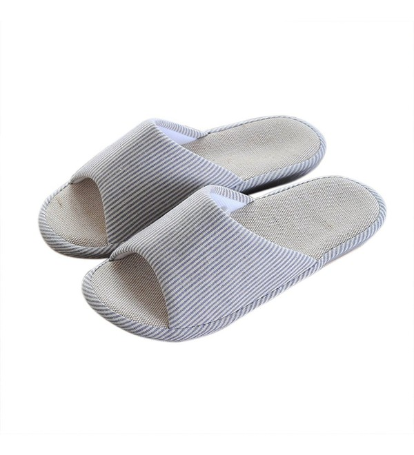 VWU Unisex Slippers Stripes 7 5 8 5