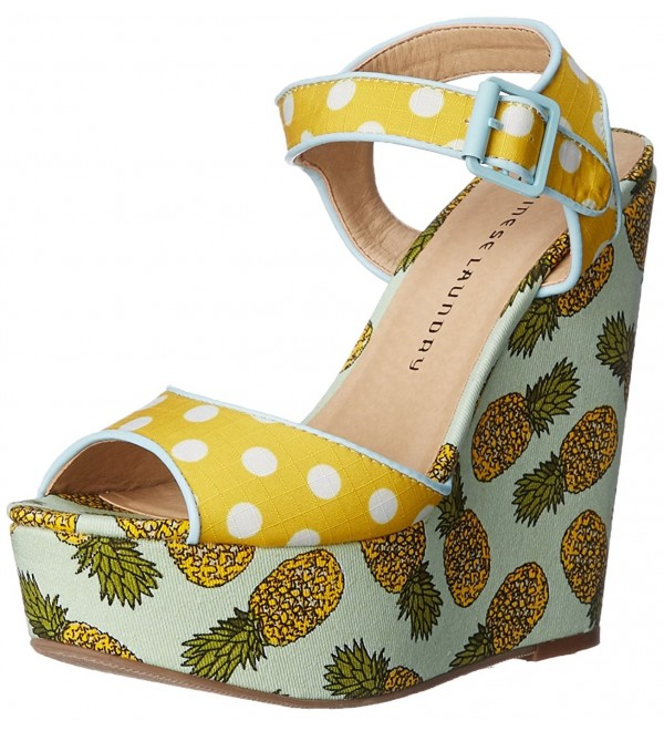 Chinese Laundry Womens Jollypop Sandal