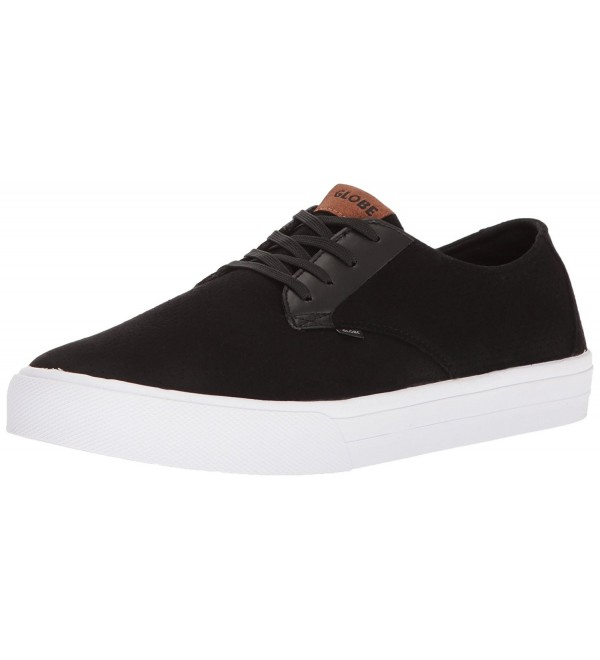 Globe Motley Skateboarding Perforated Black