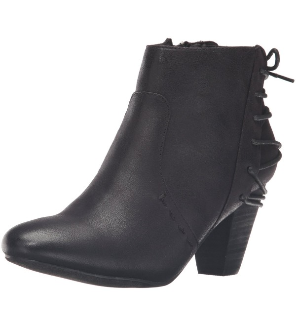 Report Womens Milla Ankle Bootie