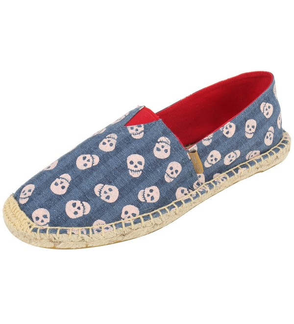 Alexis Leroy Womens Fashion Espadrille