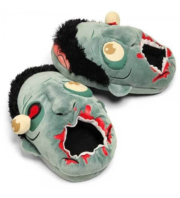 Think Zombie Slippers Discontinued manufacturer
