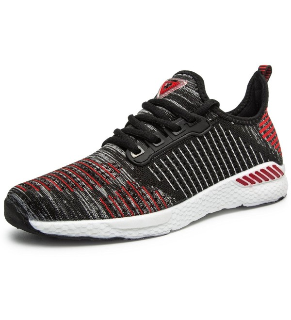 ABDVOOD Lightweight Athletic Sneakers Breathable