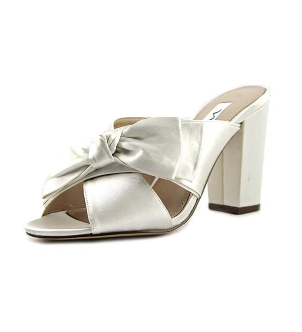 6b18ad8a6fb FH76 Women Single Band Ankle Strap Chunky Heel Dress Sandal Half ...