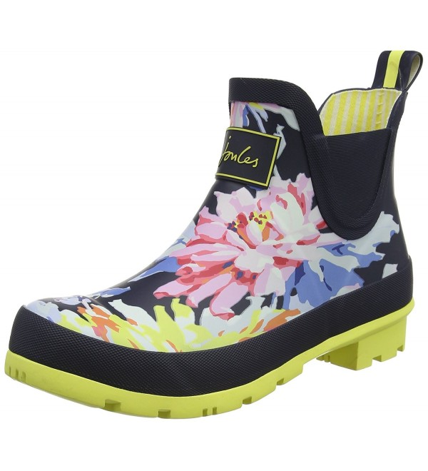 Joules Womens Wellibob Whistable Ankle High