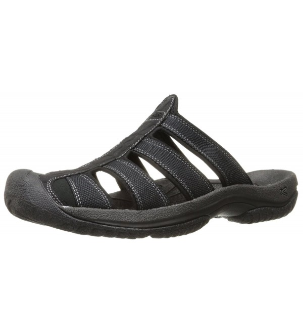 KEEN Black Gargoyle ARUBA Sandals