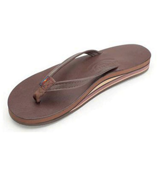 Rainbow Womens Classic Leather Support