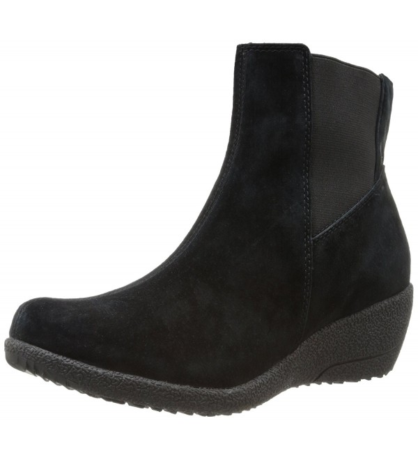 Propet Womens Gwen Boot Black