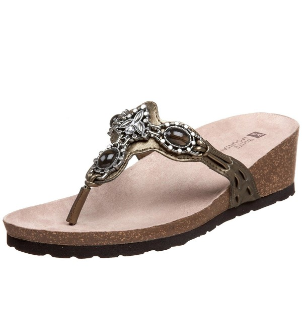 White Mountain Womens Cardenia Sandal