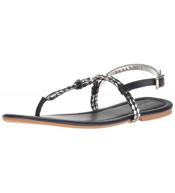 Nautica Womens Crestview Flat Sandal