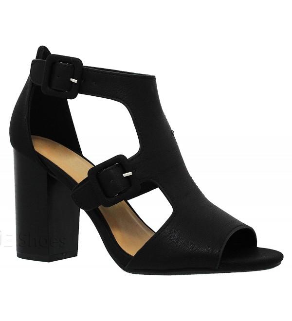 MVE Shoes Womens Open Block