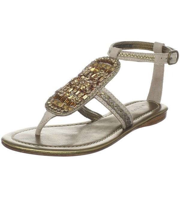Apepazza Womens Canarie Sandal Sand