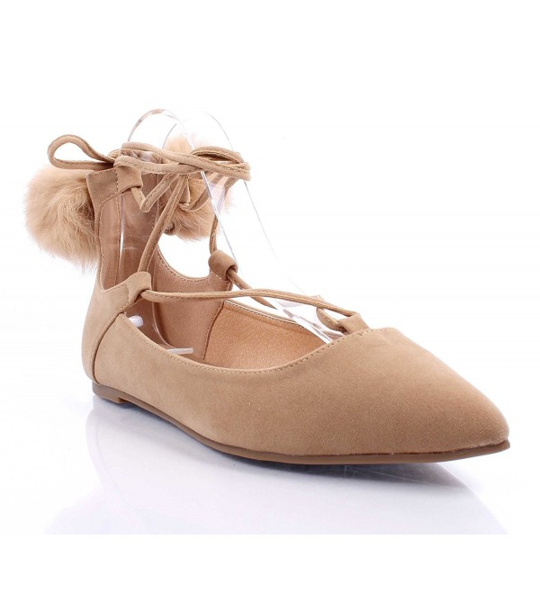 Adjustable Casual Womens Ballet Without