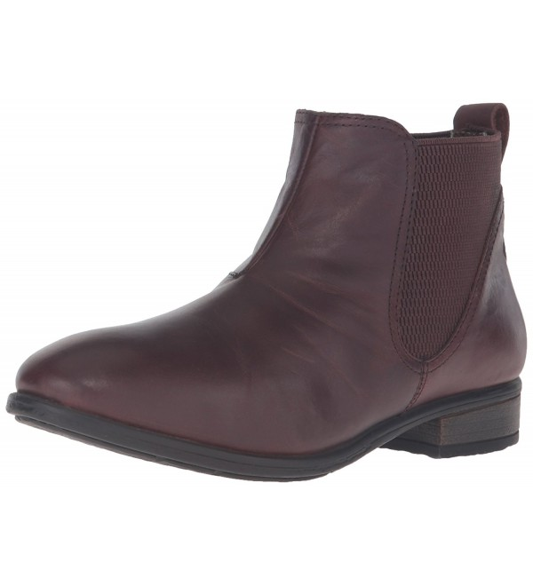 Eastland Womens Brandi Chelsea Walnut
