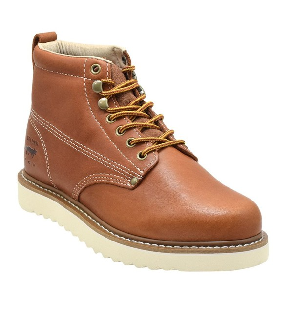 Golden Fox Plain Boots Lightweight