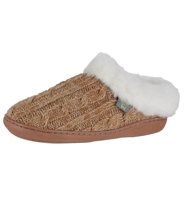 Cloud Nine Sheepskin Crochet Chestnut