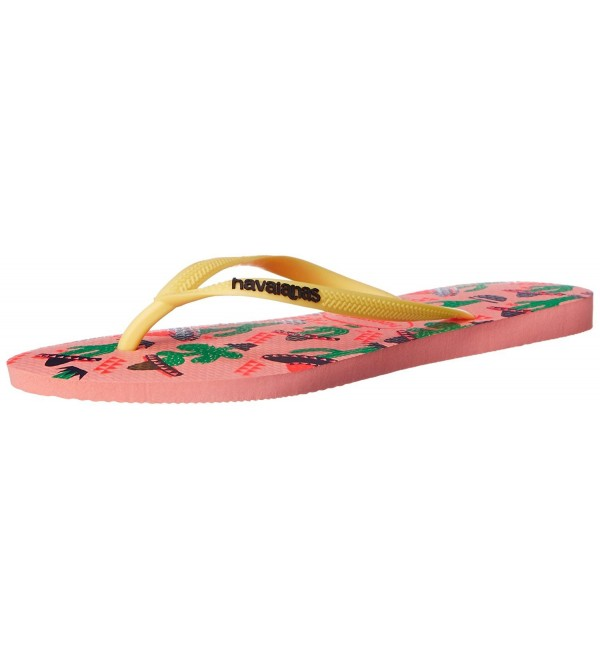Havaianas Womens Slim Sandal Light