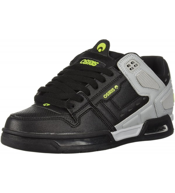 Osiris Peril Skate Light Black