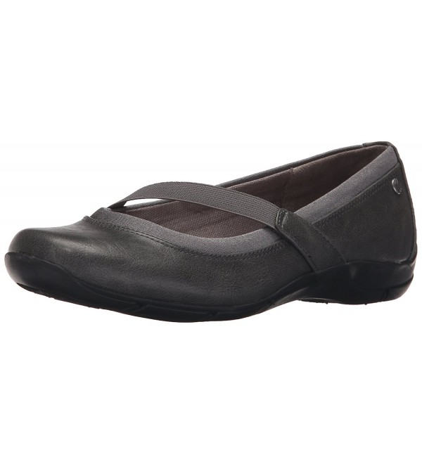 LifeStride Womens drastic Flat Grey