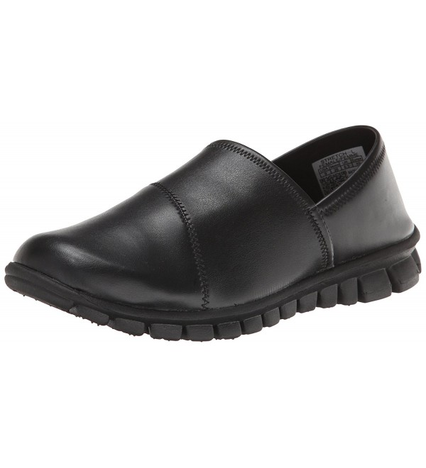 NoSox Womens Stretch Flat Black
