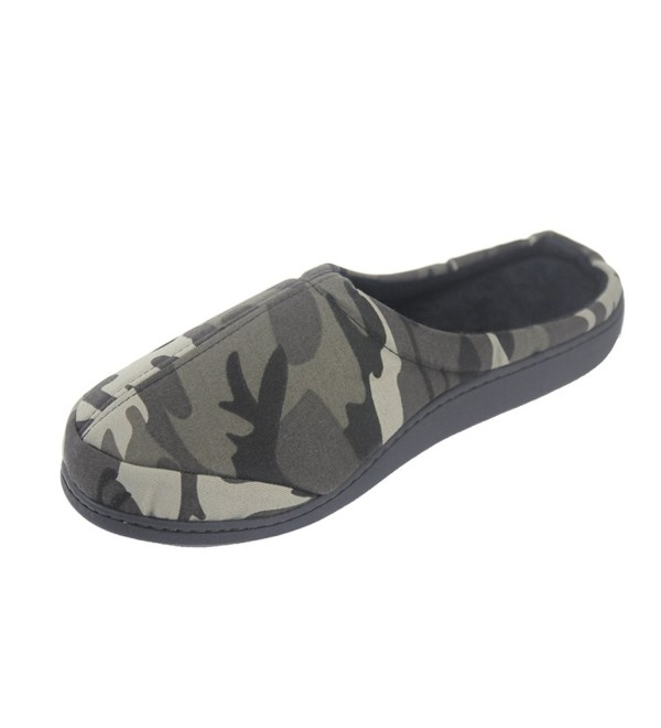 Gohom Casual Memory Slppers Camouflage