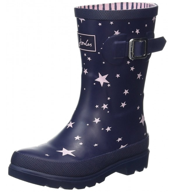 Joules Printed Rain Boots French