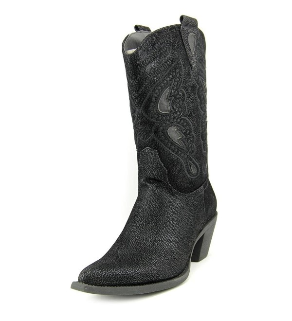 Corkys Womens Uptown Boots Black