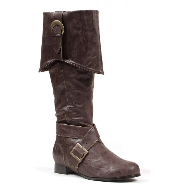 ELLIE JACK boots Large Brown