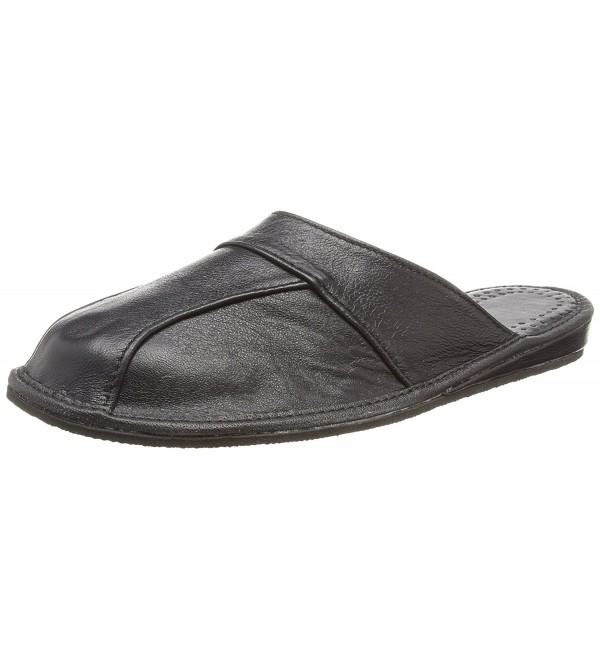 World Leather House Slippers Finest