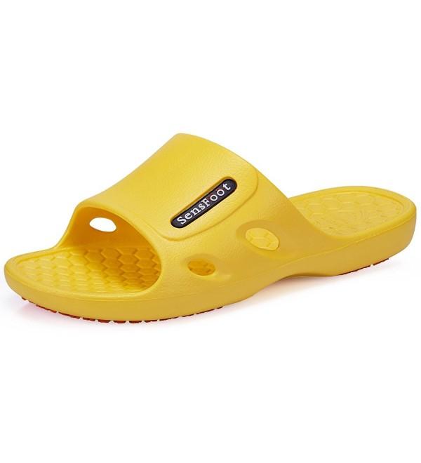 SensFoot Resistant Slippers Elderly Non Slip