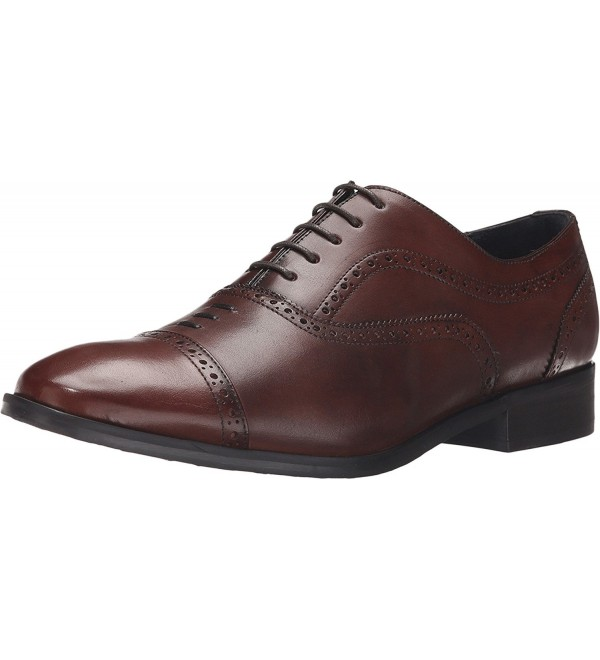 Messico Loreto Burnished Cognac Leather