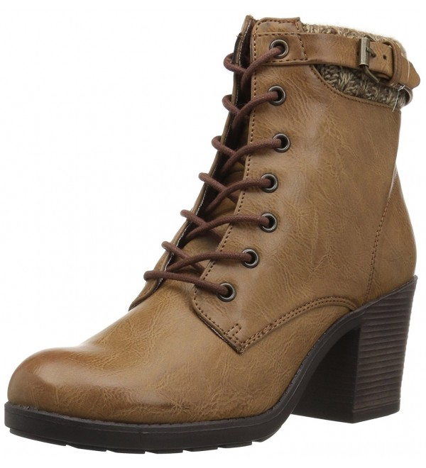 MIA Womens George Boot Brown