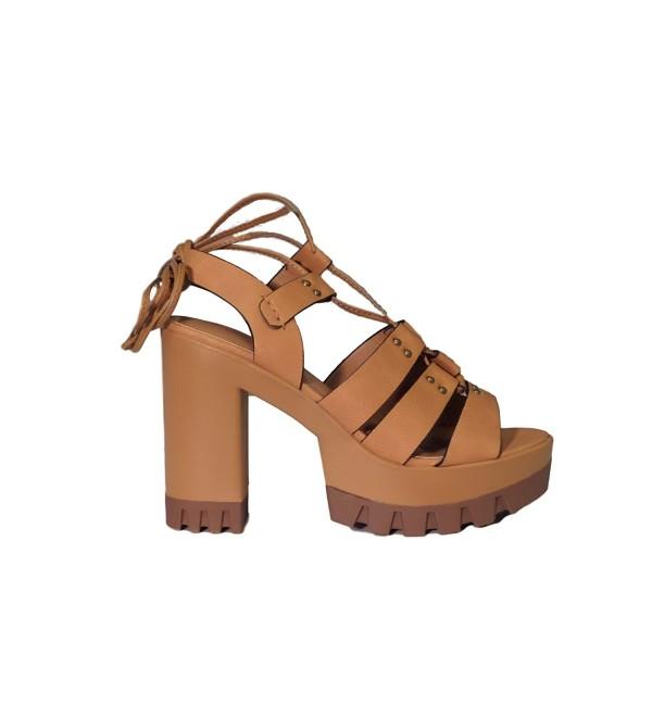 Wild Diva LESLIE 05 Platform Sandals