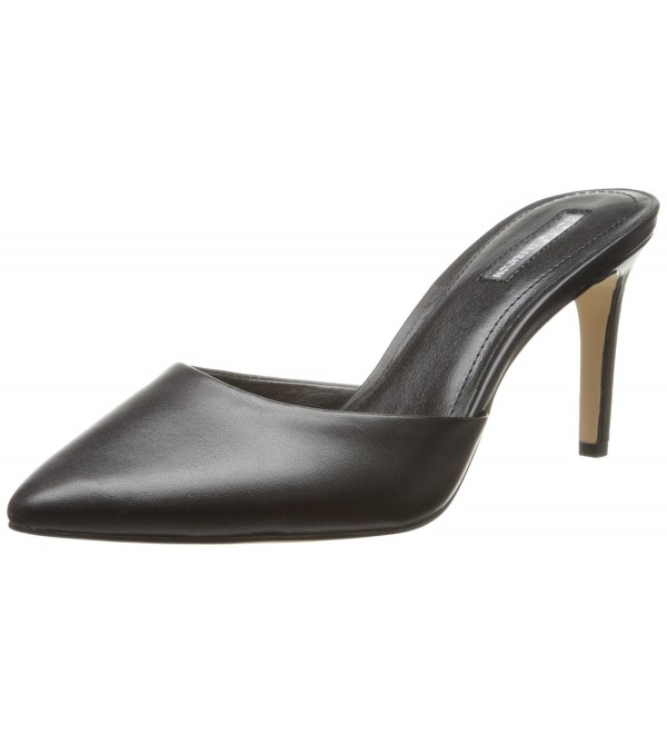 BCBGeneration Womens BG Diamond Mule Black
