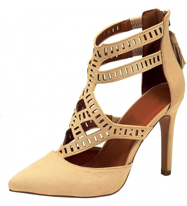 Cambridge Select Pointed Geometric Stiletto