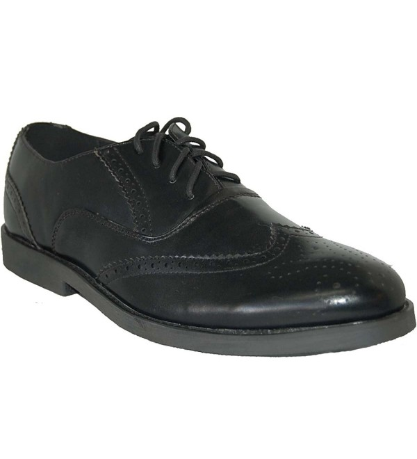 Shoe Artists Quality Wingtip Oxfords