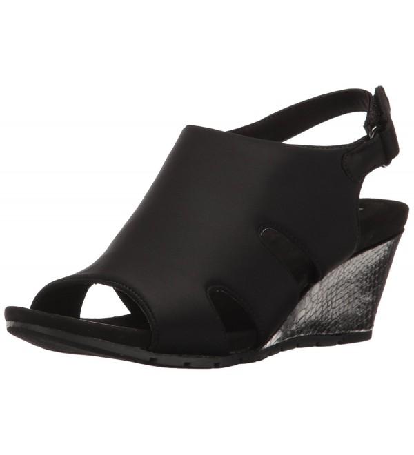 Bandolino Womens Galedale Wedge Sandal