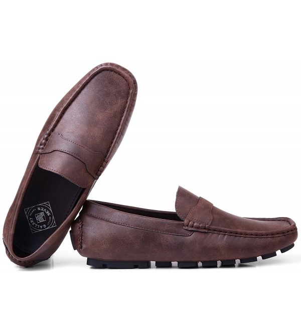 Gallery Seven Driving Shoes Men