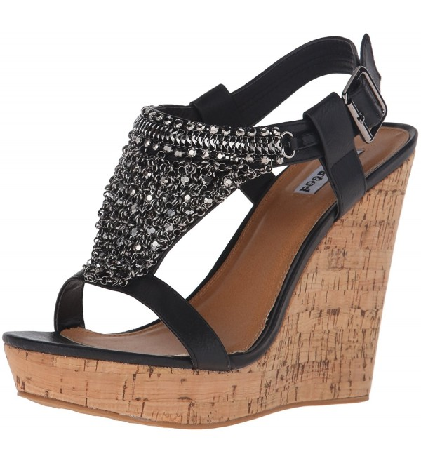 Not Rated Womens Tourmaline Sandal