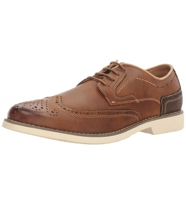 Steve Madden Traverse Oxford Leather