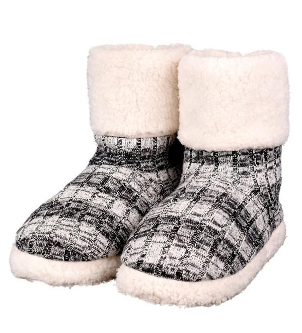 memory foam slipper boots online store