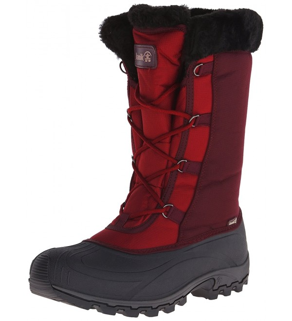 Kamik Womens Rival Insulated Winter
