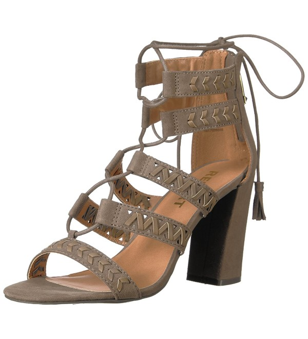 Report Womens Dress Sandal Taupe
