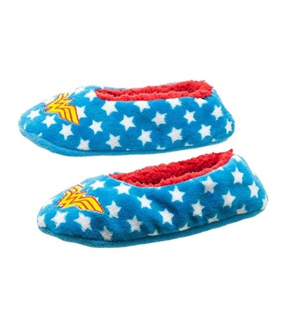 Wonder Woman Stars Womens Slipper