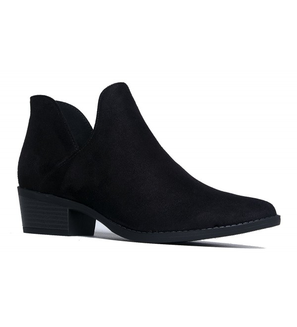 Cute Western Cowboy Bootie Pointed