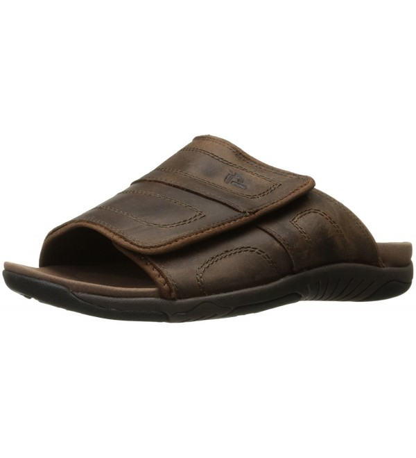 Propt Hatterus Slide Sandal Brown